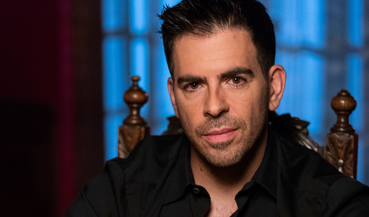 Eli Roth Talks Ghost Stories in the Season Finale
