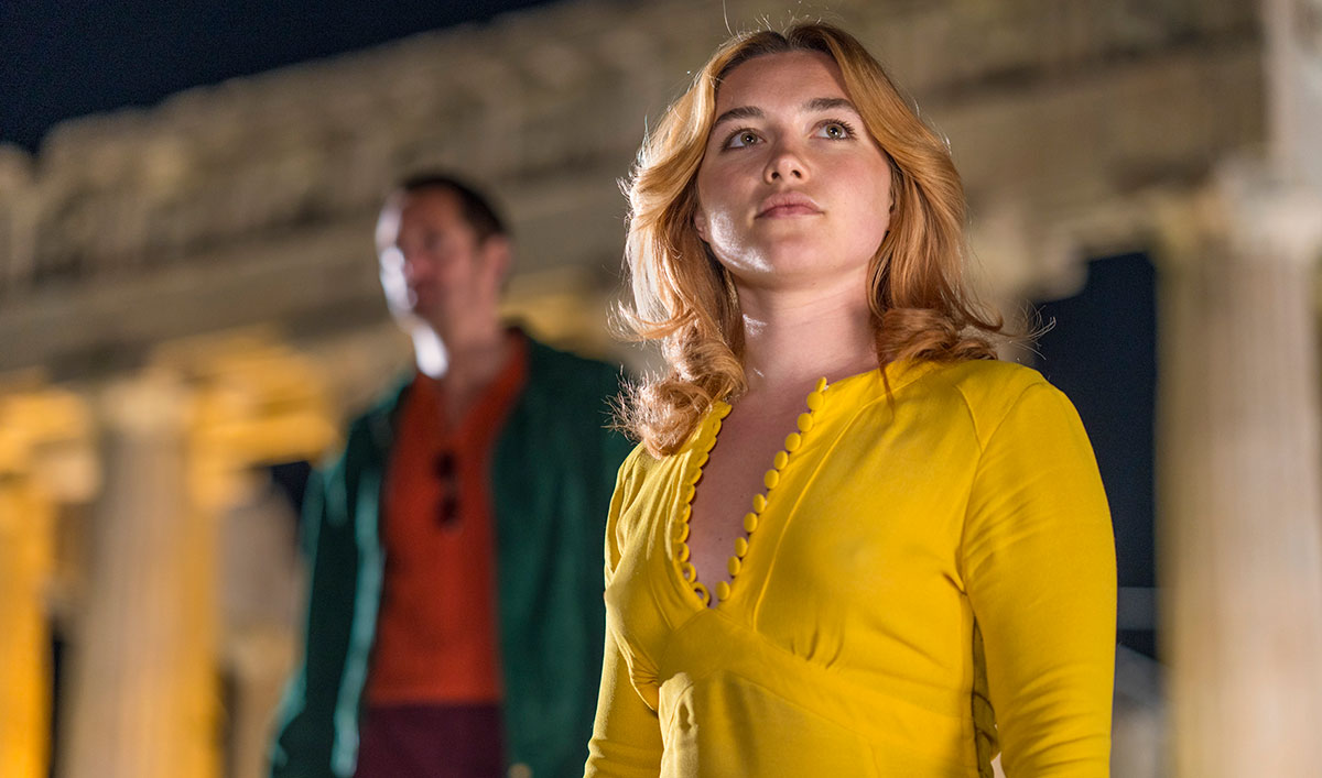 Go on Set of <em>The Little Drummer Girl</em>'s Dazzling Locations in 360° VR Experience