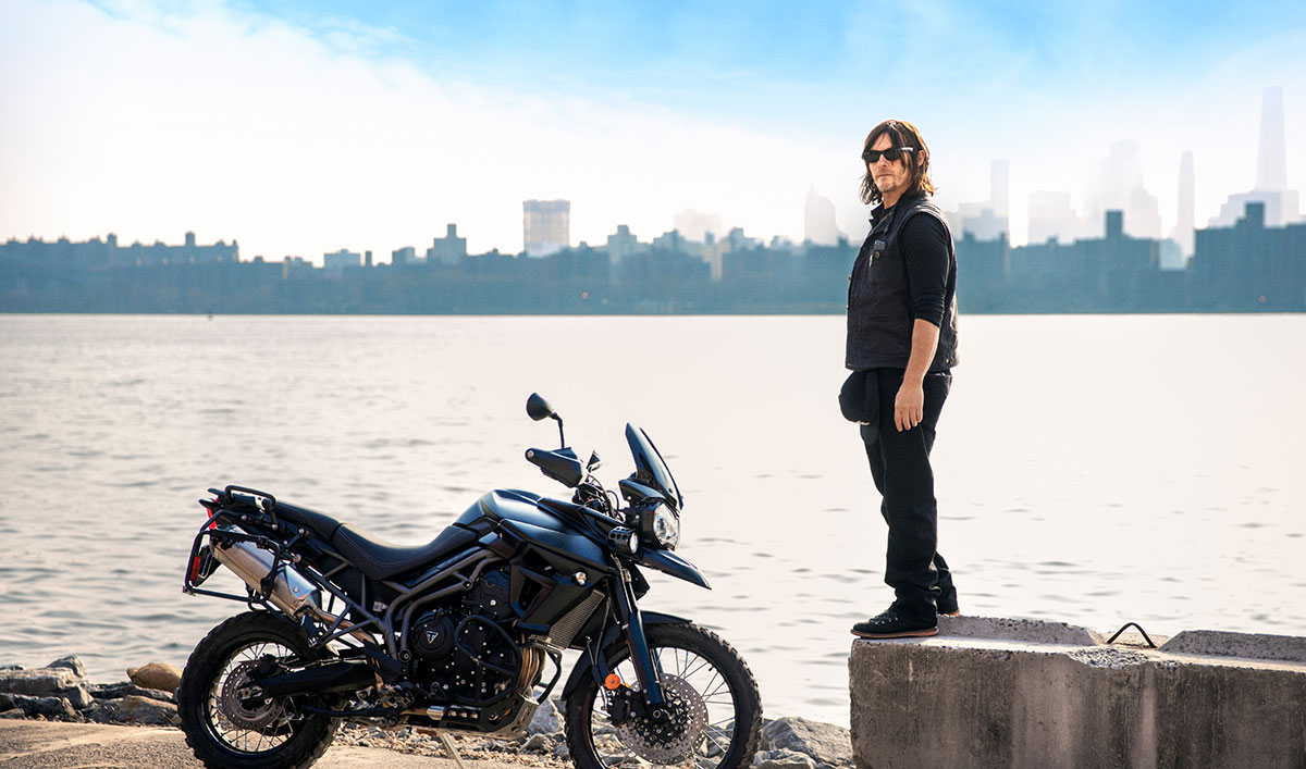 AMC Sets Premiere Date for <em>Ride With Norman Reedus</em> Season 3