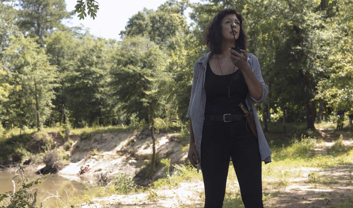 Anne Finds an Injured Rick in <em>The Walking Dead</em> Episode 5
