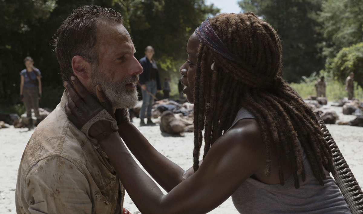 Watch Rick Grimes' Final <em>The Walking Dead</em> Episode for Free