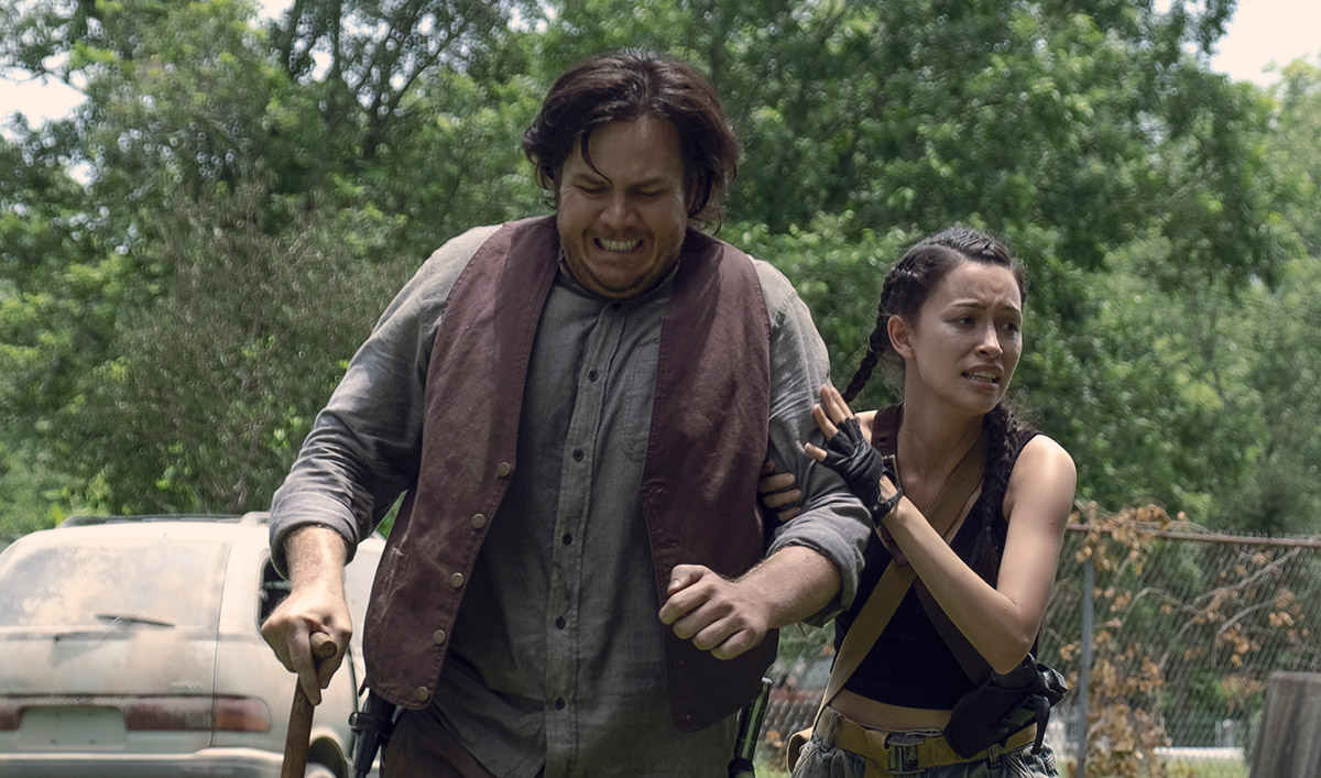 Josh McDermitt Talks With <em>EW</em>; Angela Kang Looks Ahead With <em>THR</em>