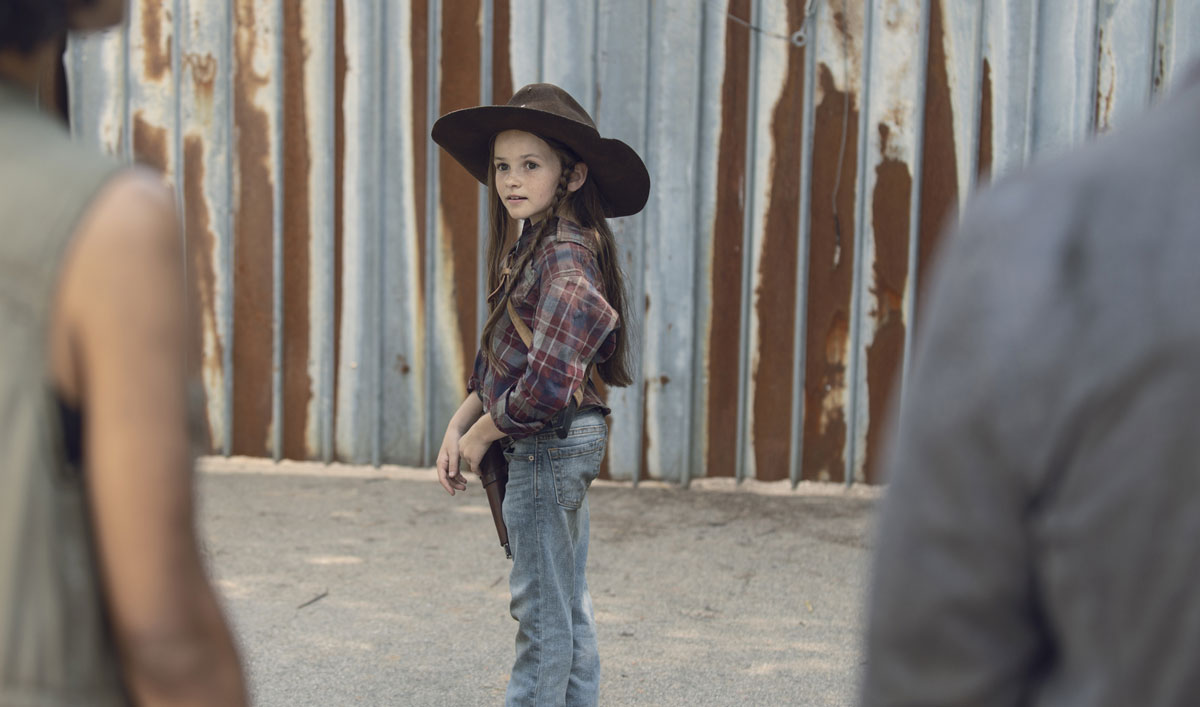See Judith and the Survivors in Action in <em>The Walking Dead</em> Episode 6