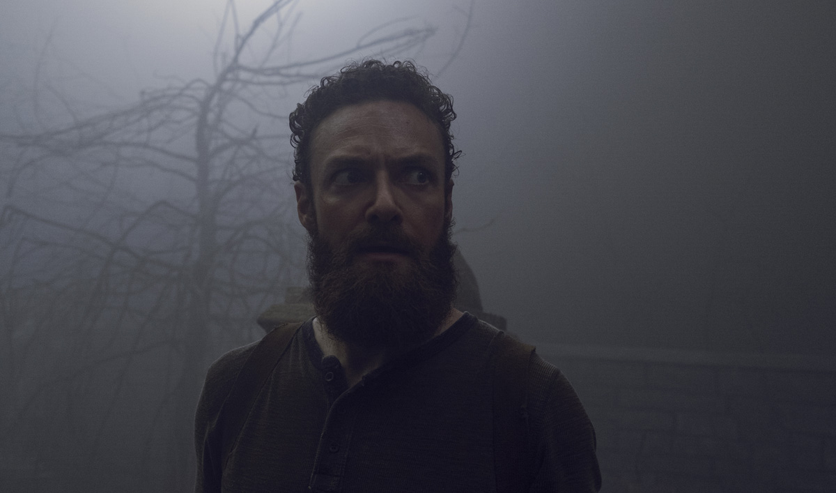 Inside <em>The Walking Dead</em> Mid-Season Finale — Why Jesus's Death By the Whisperers Is Particularly Unsettling