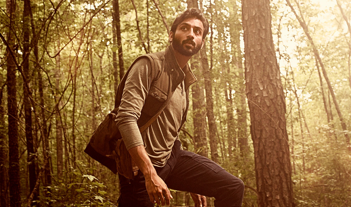 (SPOILERS) <em>The Walking Dead</em> Q&#038;A — Avi Nash (Siddiq)