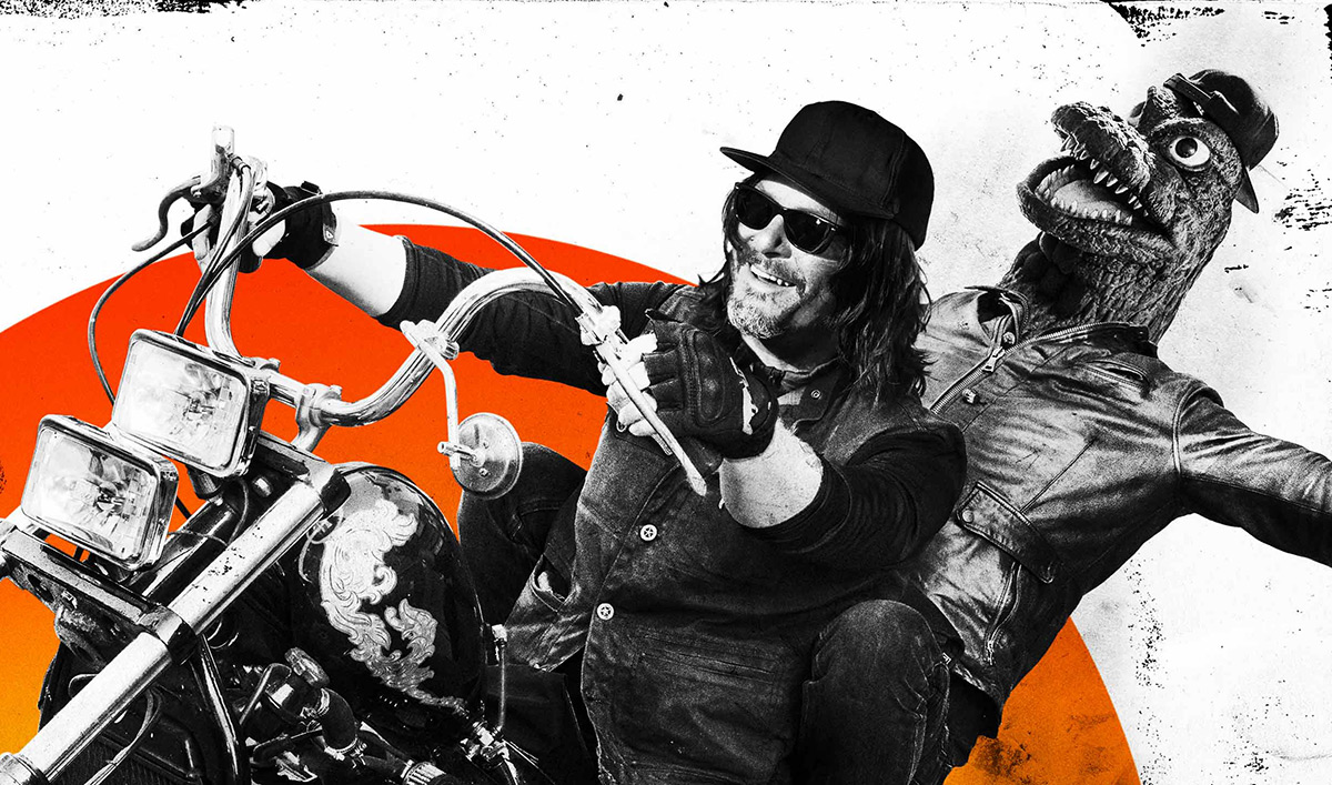 AMC Releases New Art for <em>Ride With Norman Reedus</em> Season 3