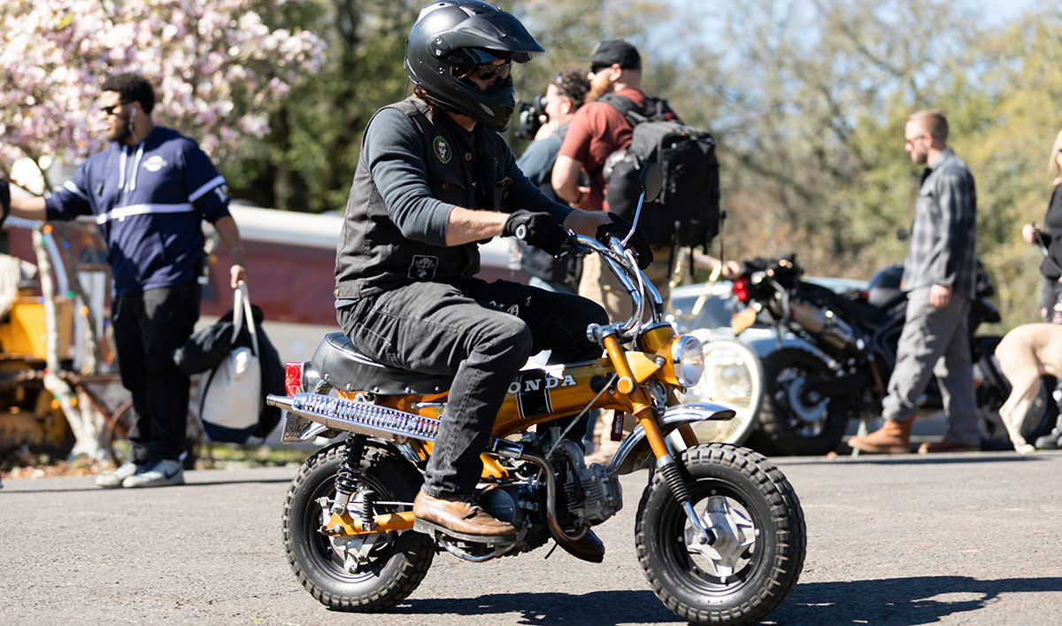 Enter for a Chance to Join Norman on Location of <em>Ride With Norman Reedus</em>