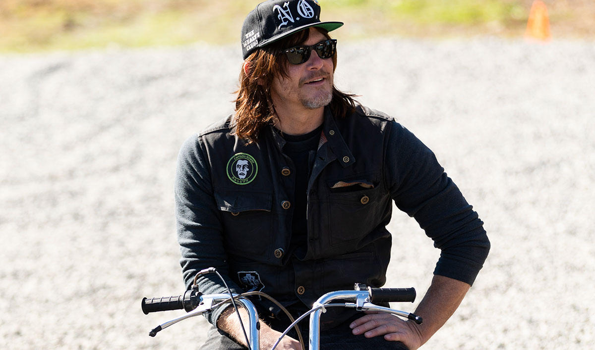 <em>Ride With Norman</em> Reedus Revs Up for a Fifth Season — Vote on One of Season 5's Riding Destinations