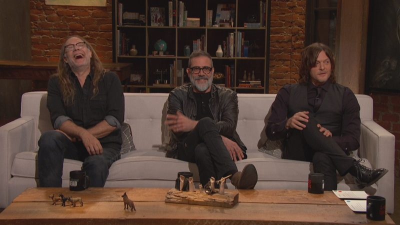 Talking Dead: Highlights: Season 9, Episode 9