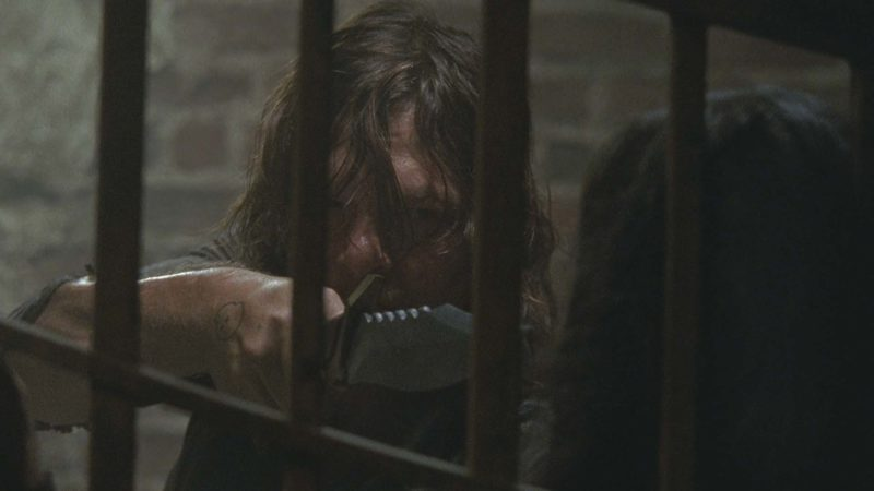 (SPOILERS) The Walking Dead Talked About Scene: Season 9, Episode 9