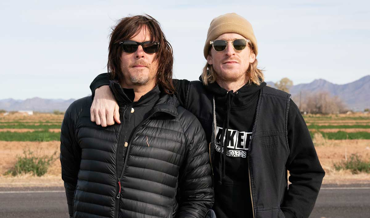 <em>Ride With Norman Reedus</em> Q&A — Austin Amelio