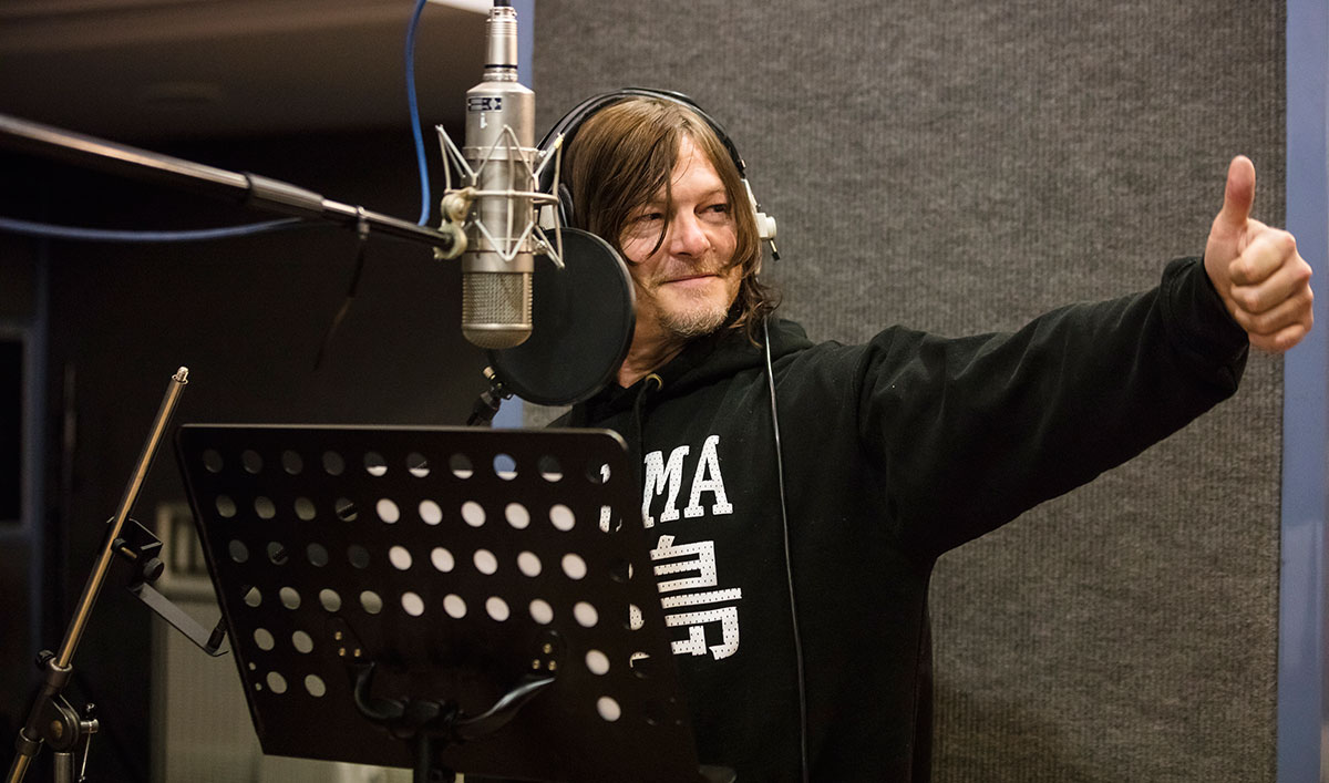 <em>Ride With Norman Reedus</em> Q&#038;A — Norman Reedus
