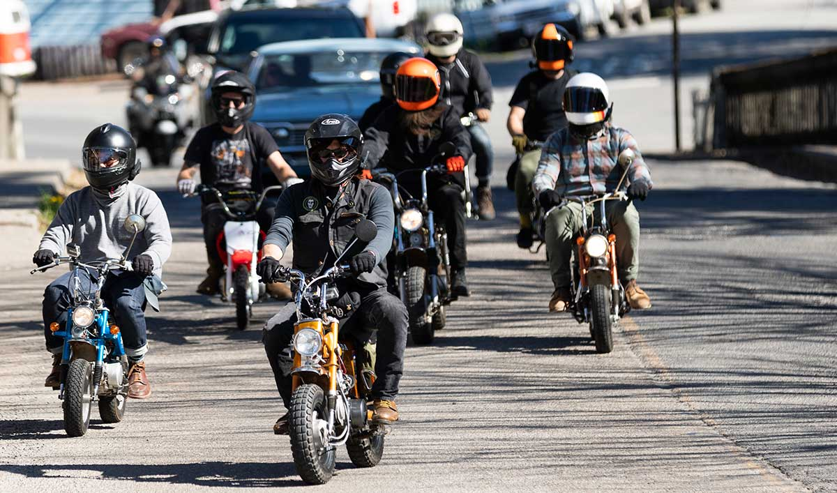 <em>Ride With Norman Reedus</em> Q&A – Mike Bouchard (Slow Adults)