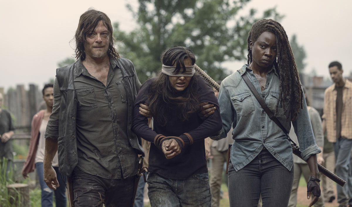 There's a Whisperer Inside the Hilltop in <em>The Walking Dead</em> Mid-Season Premiere