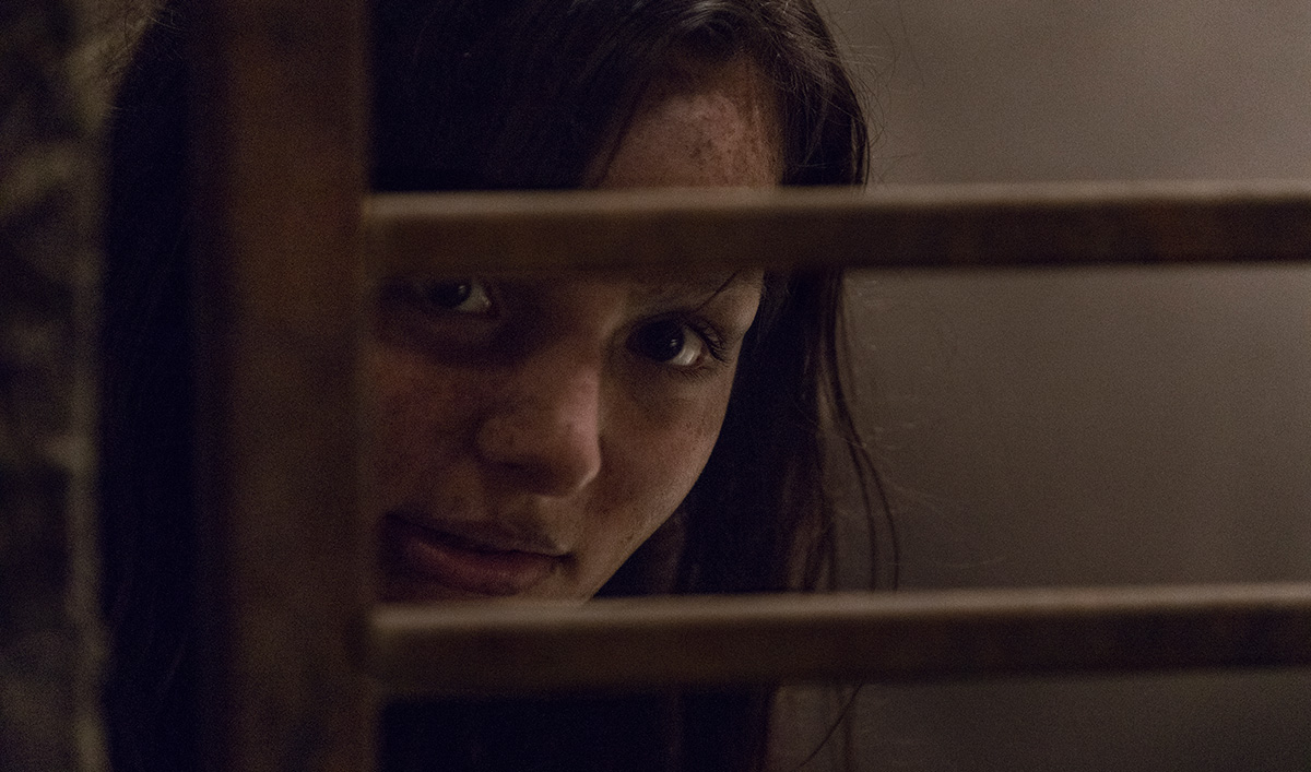 (SPOILERS) <em>The Walking Dead</em> Q&#038;A — Cassady McClincy (Lydia)