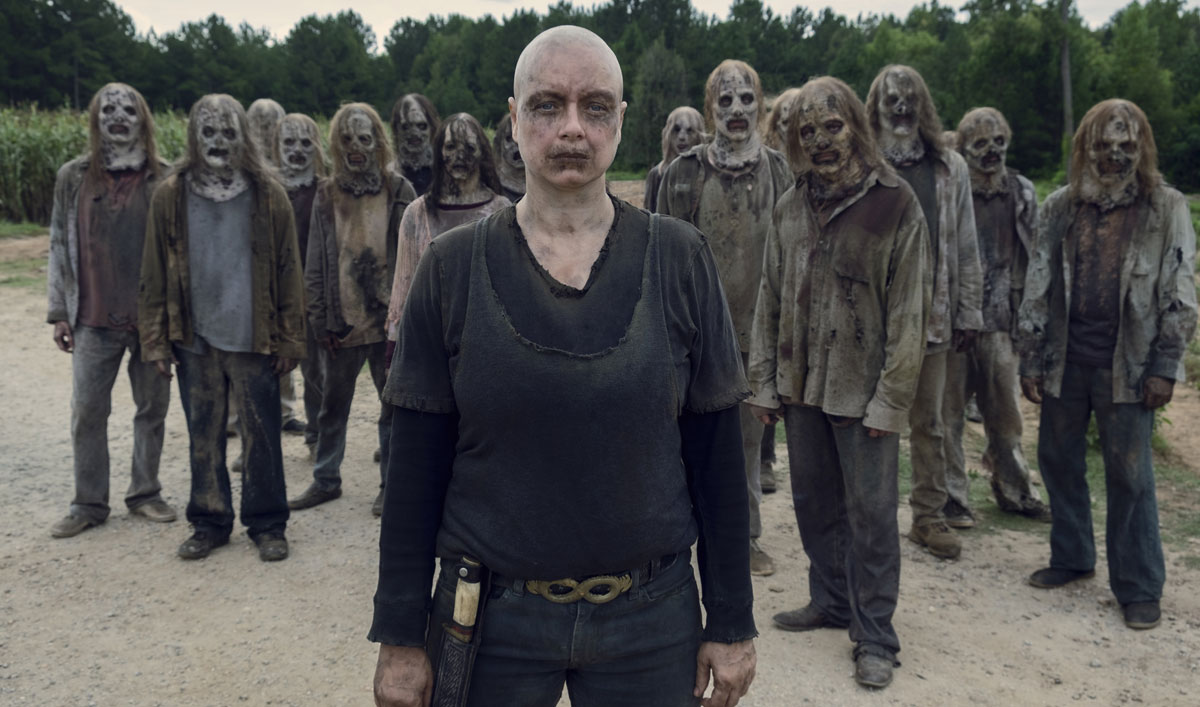 <em>Gold Derby</em> Touts Samantha Morton for Emmy Nod for <em>TWD</em>; <em>ComicBook</em> on Sarah Wayne Callies Directing <em>Fear</em> Episode