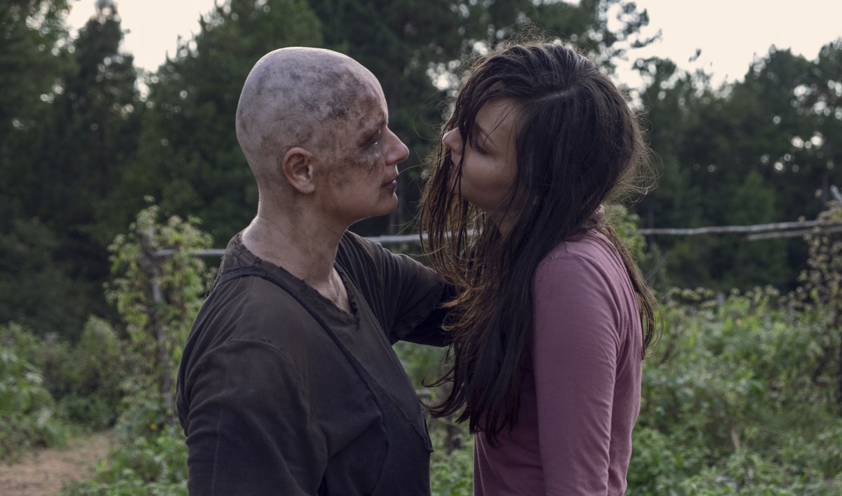 Inside <em> The Walking Dead</em> Episode 11 — Cast and Creators on the Group's Moral Dilemma