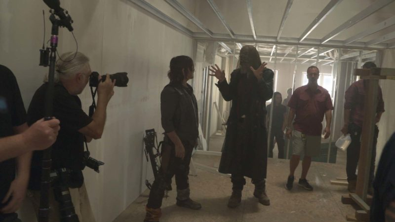 (SPOILERS) Making of The Walking Dead: Season 9, Episode 13