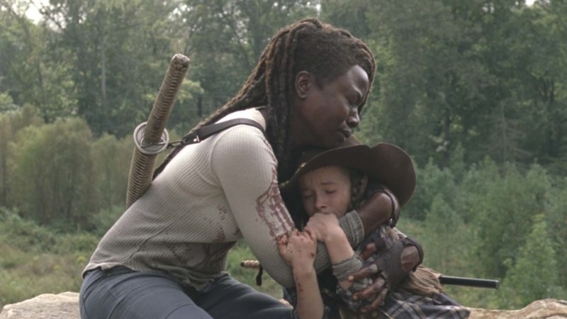 (SPOILERS) Inside The Walking Dead: Season 9, Episode 14