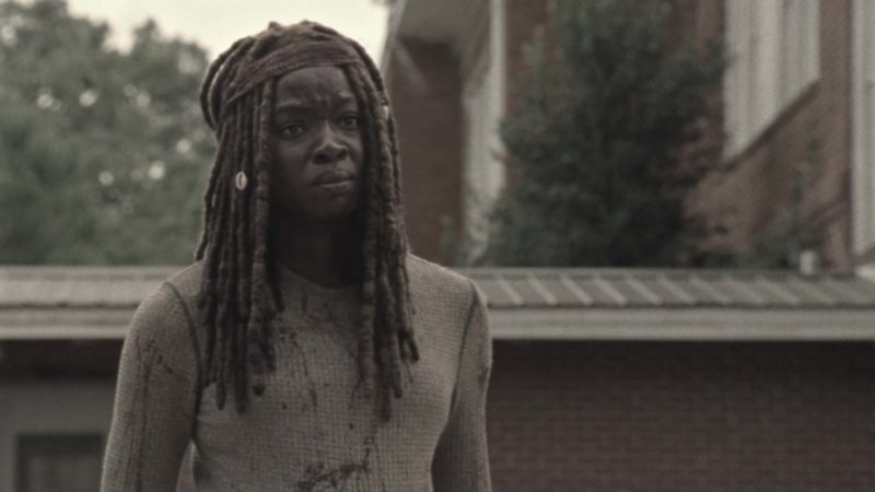(SPOILERS) The Walking Dead Talked About Scene: Season 9, Episode 14
