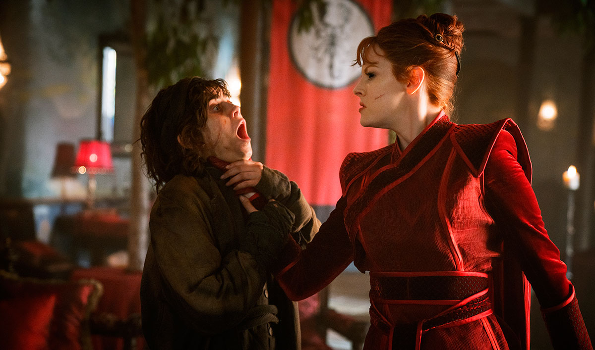 Inside <em>Into the Badlands</em> Episode 10 — Find Out the Meaning of the Widow's Alternate Reality