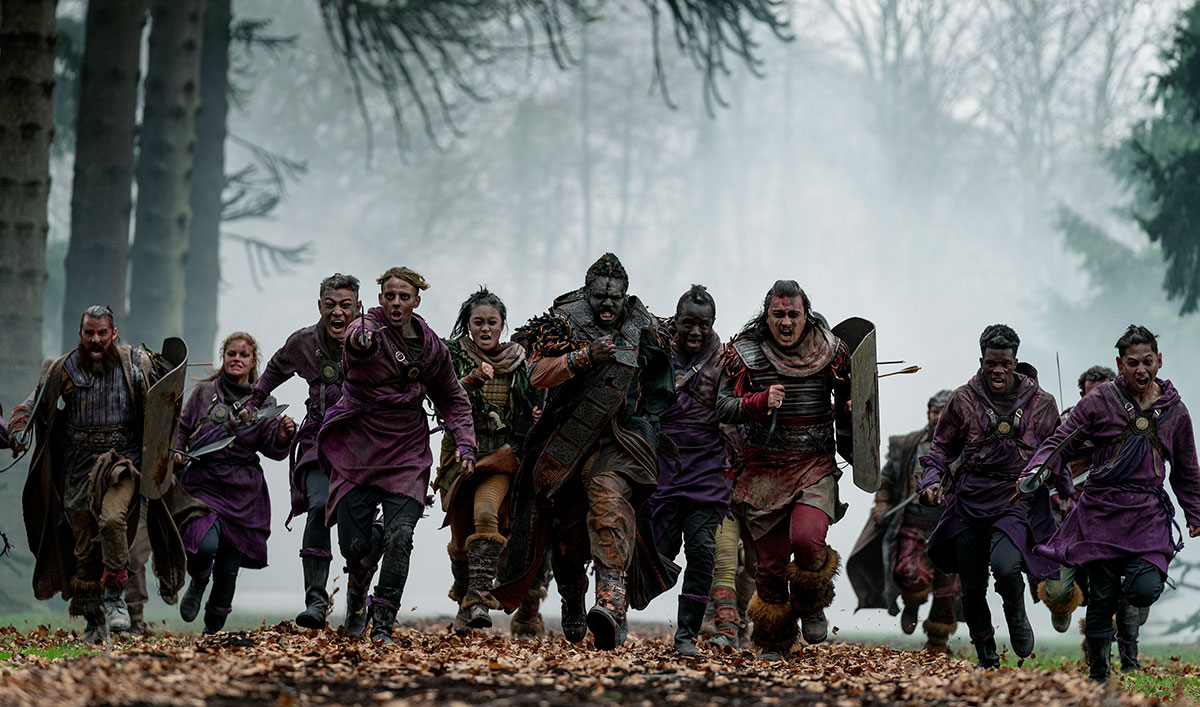 <em>Into the Badlands</em> Q&A — Alfred Gough and Miles Millar (Co-Creators/Executive Producers)