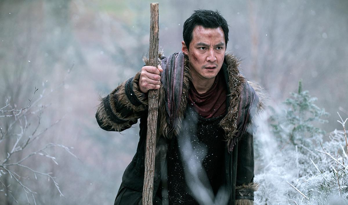 (SPOILERS) <em>Into the Badlands</em> Q&A — Daniel Wu (Sunny)