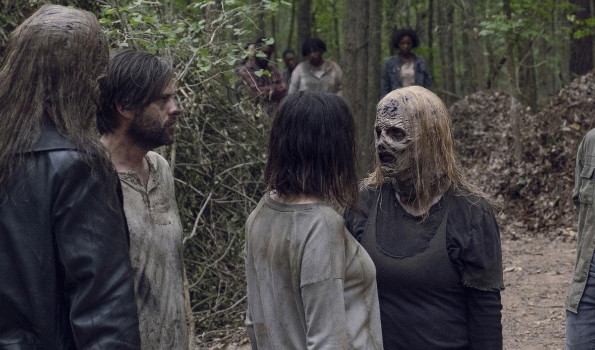 Alpha Punishes Two of Her Own in <em>The Walking Dead</em> Episode 12