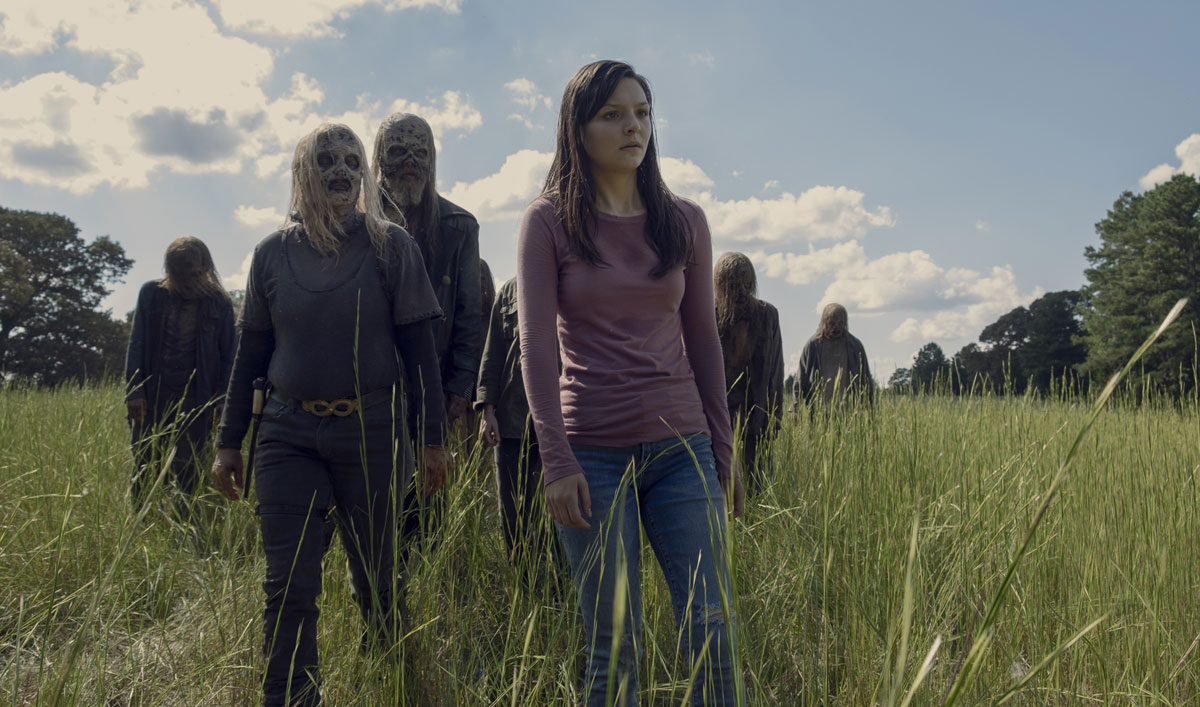 The True Nature of the Whisperers Comes Into Focus — Watch<em>The Walking Dead</em> Episode 12