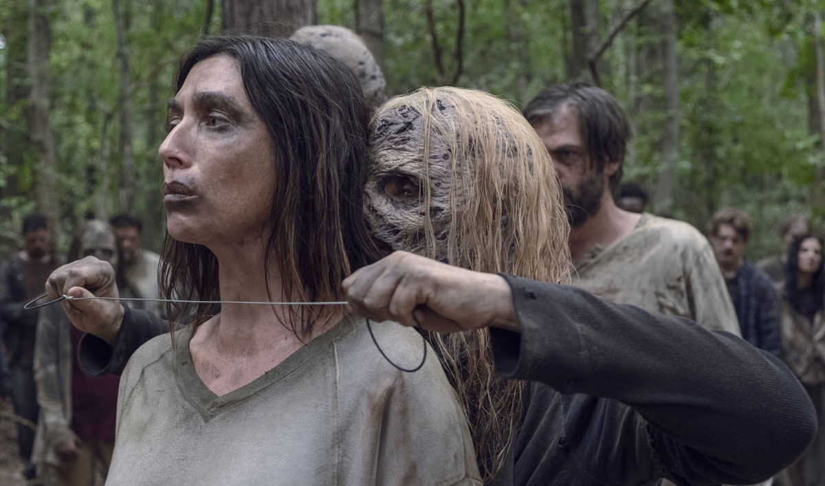 Inside <em> The Walking Dead</em> Episode 12 — Cast and Creators Break Down Life as a Whisperer