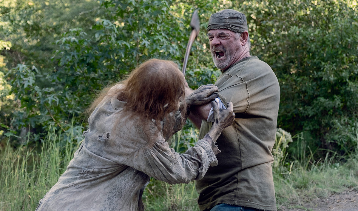 Angela Kang Talks Daryl & Beta With <em>EW</em>; <em>TV Insider</em> Extols Alpha
