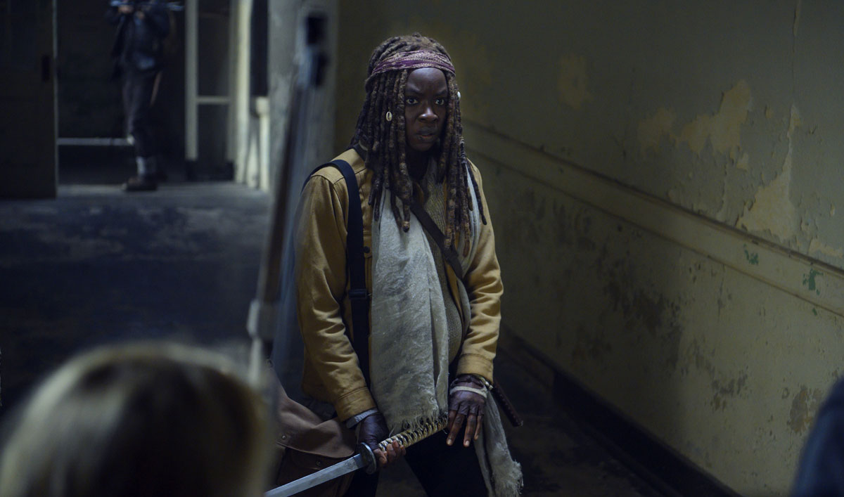 Michonne's Limits Are Tested in <em>The Walking Dead</em> Episode 14