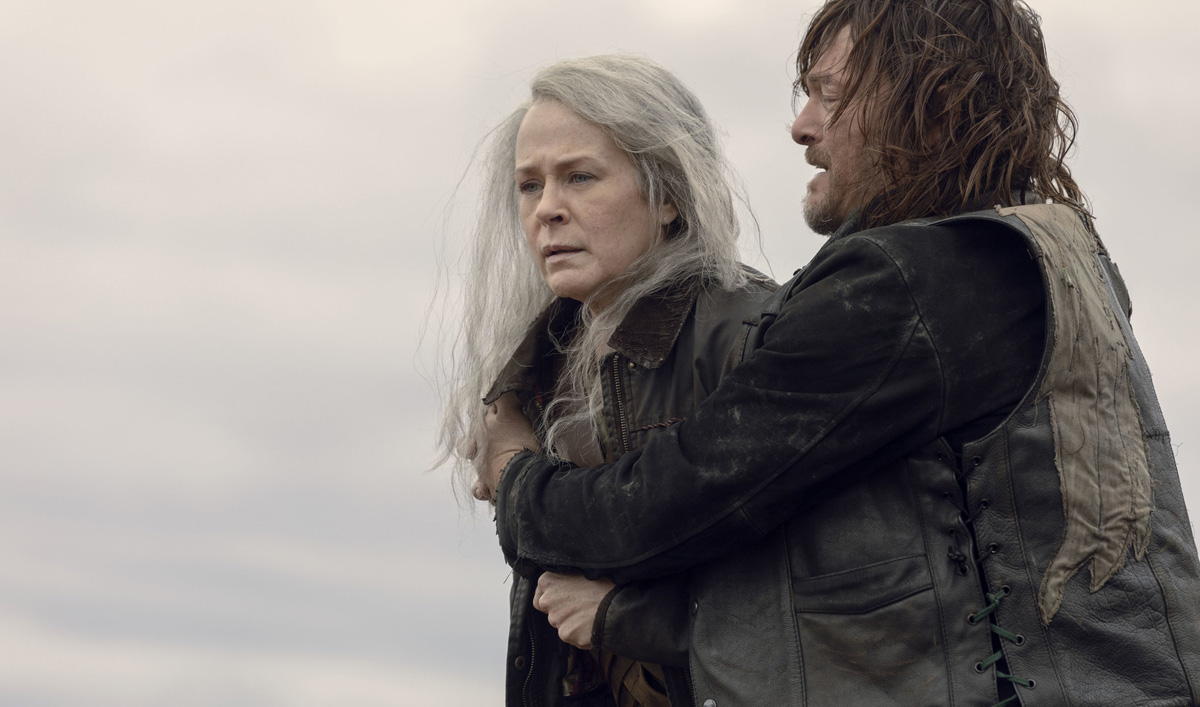 <em>Digital Spy</em> on Norman Reedus and<em>The Walking Dead</em> Season 10; <em>Screen Rant</em> on the Best Negan Quotes