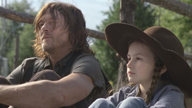 <em>Variety</em> Interviews Angela Kang About <em>The Walking Dead</em> Characters; <em>TV Guide</em> Declares Connie Best Newcomer