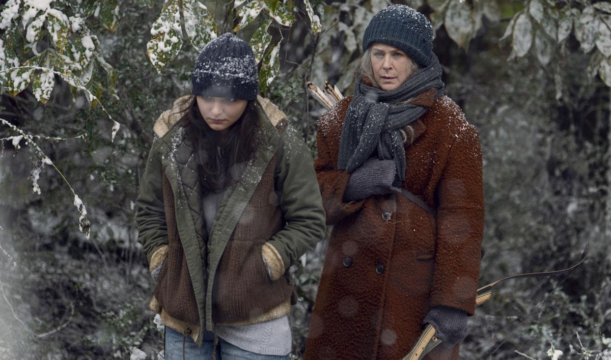 Sneak Peek of <em>The Walking Dead</em> Season 9 Finale — The Aftermath of Alpha