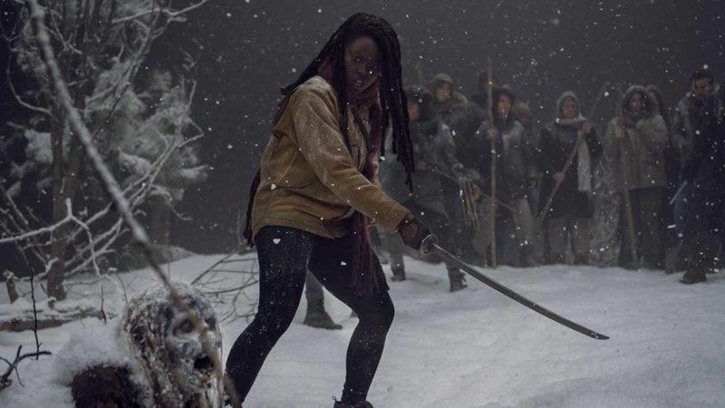 <em>The Walking Dead</em> Wins Three Saturn Awards, Including Best Horror Television Series