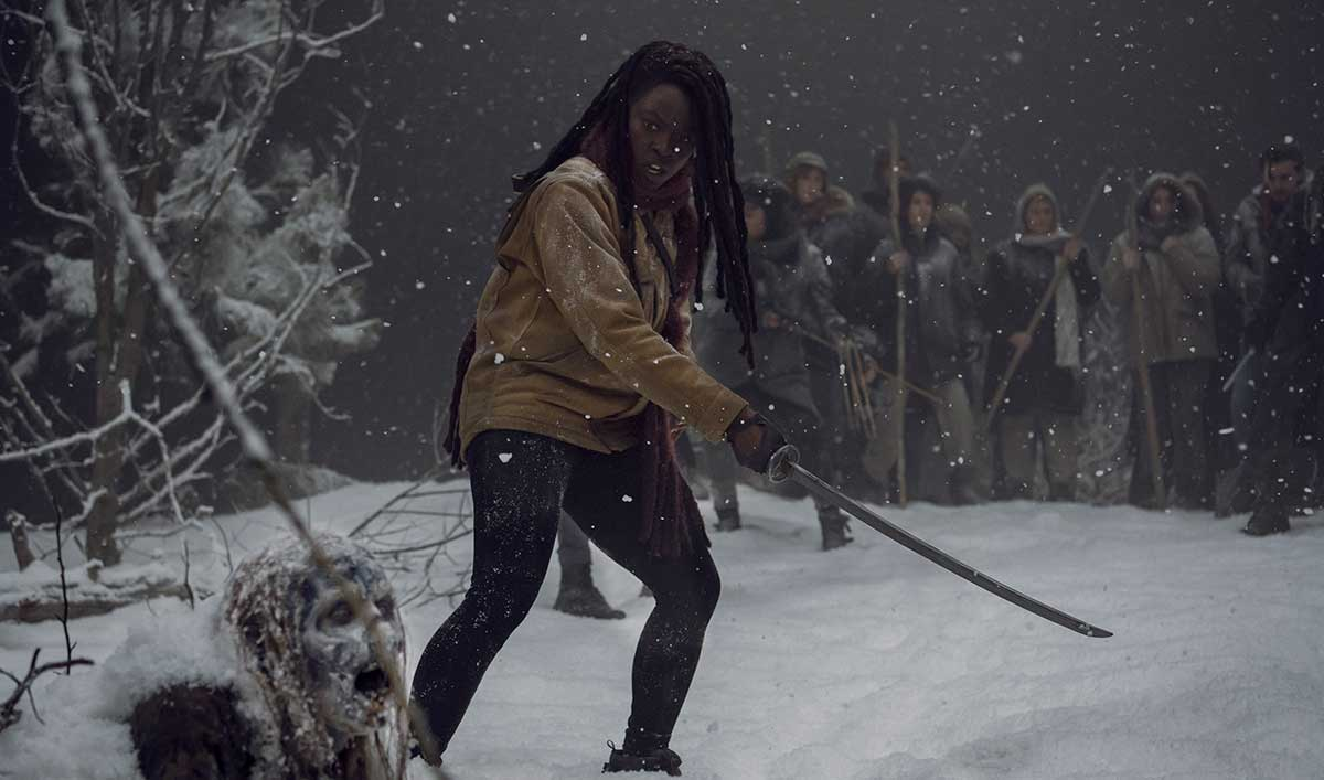 Hell Has Frozen Over — Stream <em>The Walking Dead</em> Season 9 Finale Now
