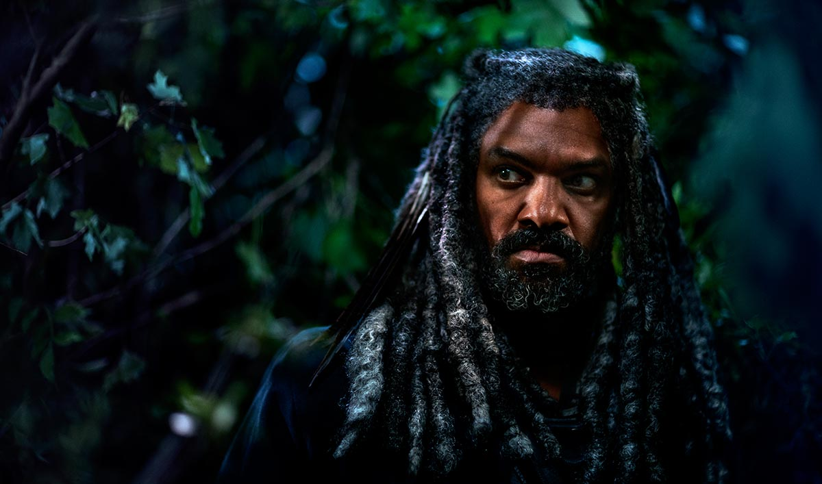 (SPOILERS) <em>The Walking Dead</em> Q&#038;A — Khary Payton (King Ezekiel)