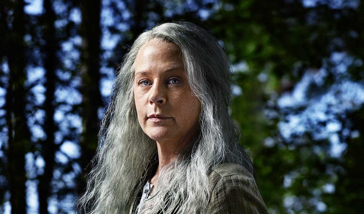 (SPOILERS) <em>The Walking Dead</em> Q&A — Melissa McBride (Carol)