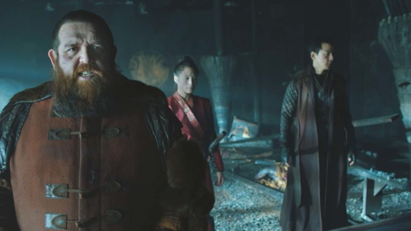 Into the Badlands Bonus Scene: Season 3, Episode 14: The Monastery