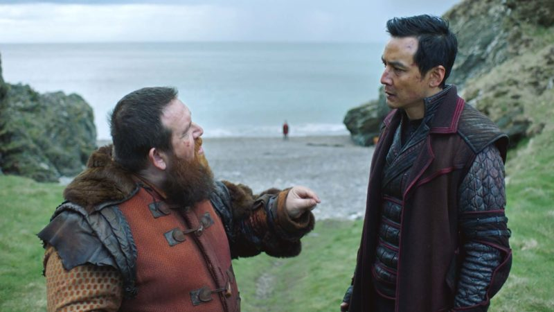 Inside Into the Badlands: Season 3, Episode 14