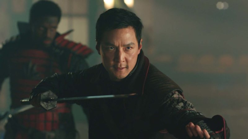 Into the Badlands Fight of the Week: Season 3, Episode 15