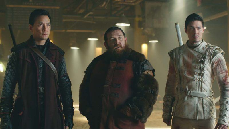 Into the Badlands Talked About Scene: Season 3, Episode 15