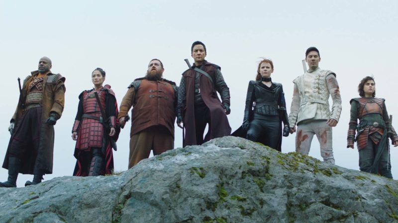 Into the Badlands: The Opening Minutes of Season 3, Episode 16