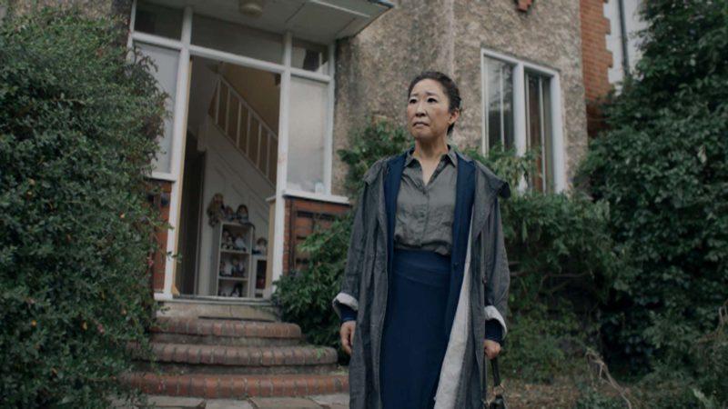 Killing Eve Talked About Scene: Season 2, Episode 2