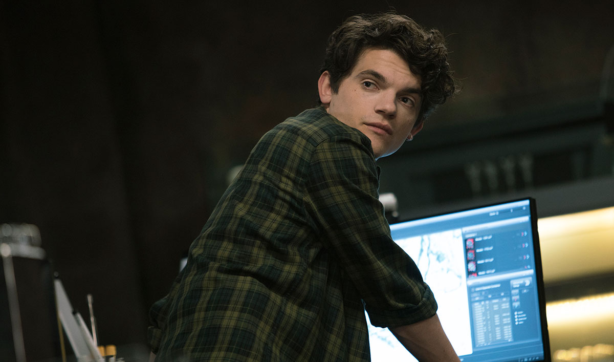 <em>A Discovery of Witches</em> Q&A — Edward Bluemel (Marcus)