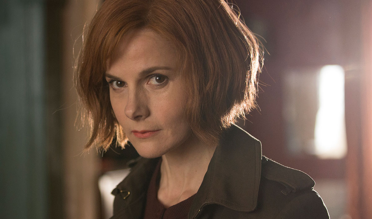 <em>A Discovery of Witches</em> Q&A — Louise Brealey (Gillian Chamberlain)