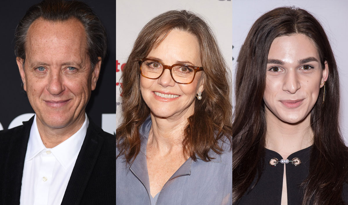 AMC Casts Richard E. Grant, Sally Field and Eve Lindley in Jason Segel's <em>Dispatches From Elsewhere</em>