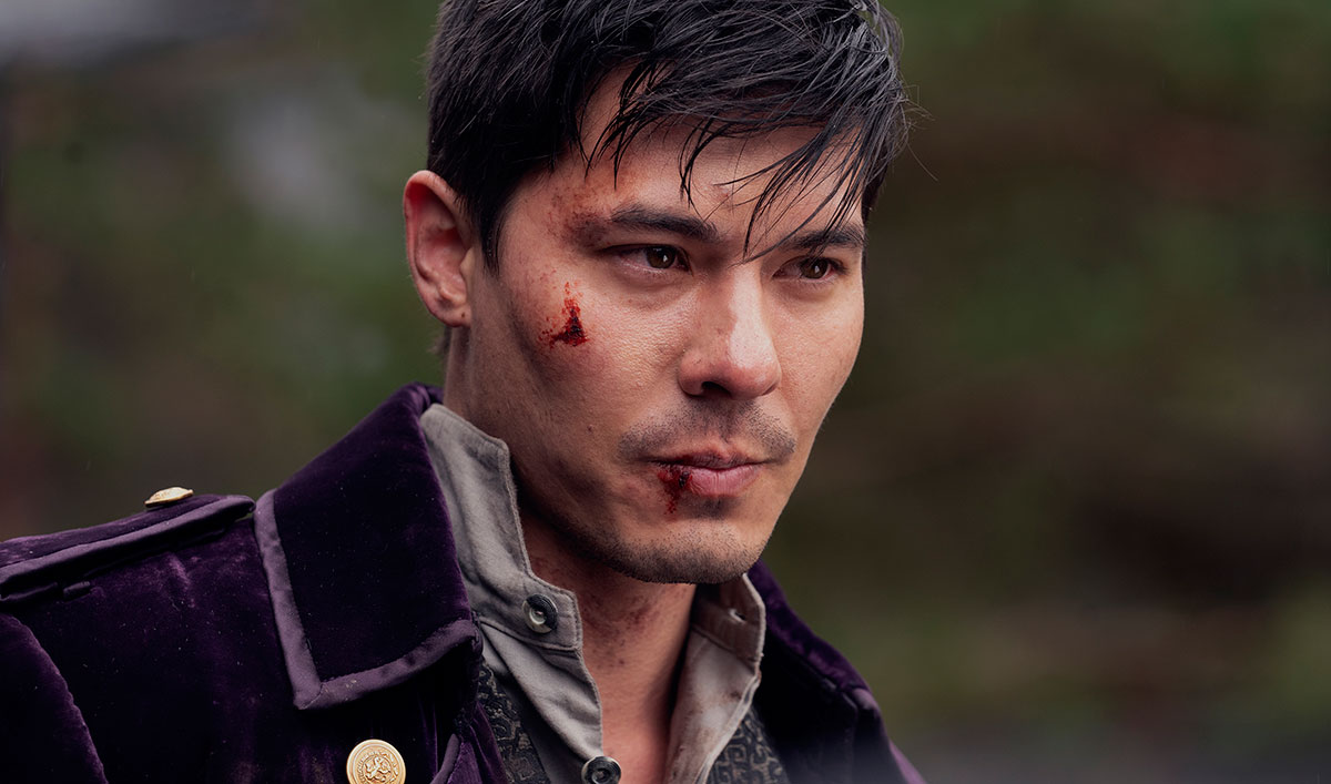 <em>Syfy</em> Interviews Lewis Tan; <em>Seat 42F</em> on Daniel Wu Talking Sunny's Arc