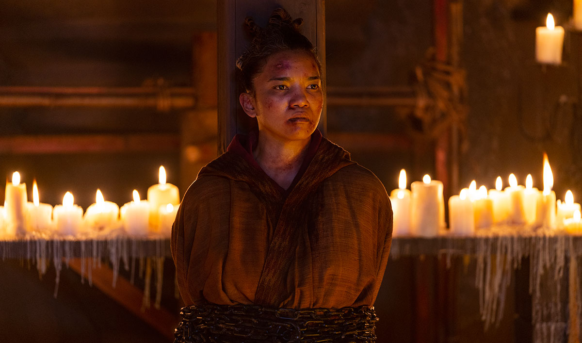 Sneak Peek of <em>Into the Badlands</em> Episode 13 — M.K. Confronts the Master About the Sleepers